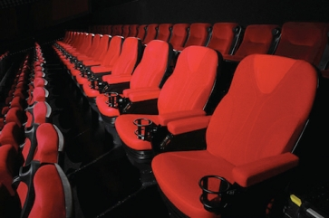 Godzilla- 2D-BOX Technologies Movie Seats