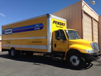Penske+Truck